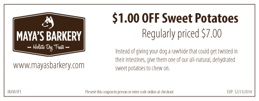 $1.00 off Sweet Potatoes